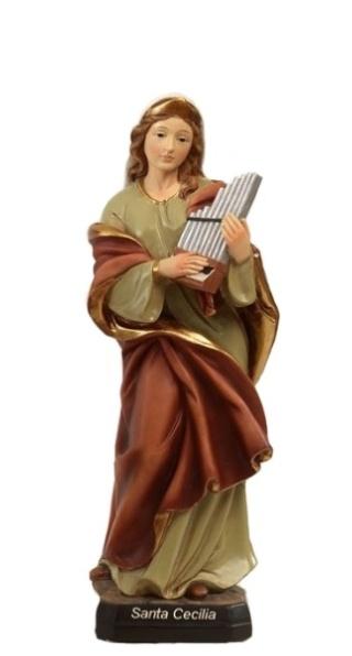 Svätá Cecília (11817) - 20 cm