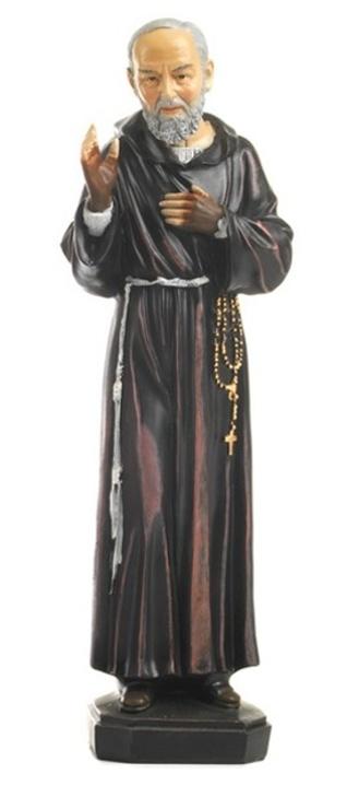 Svätý Páter Pio (PB5473A) - 30 cm