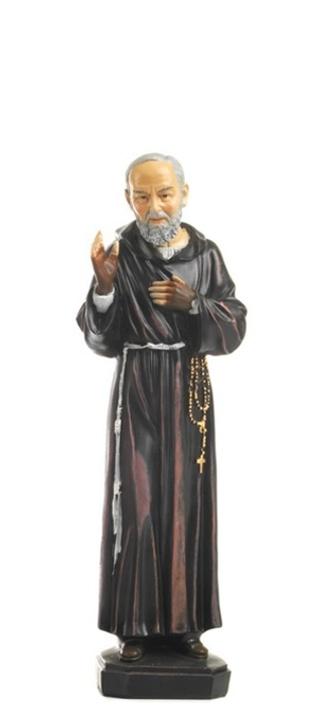 Svätý Páter Pio (PB5473B) - 20 cm
