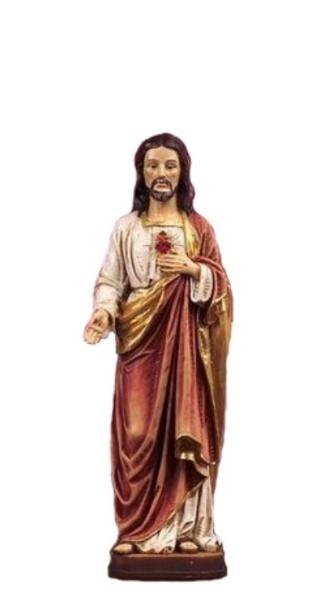 Srdce Pána Ježiša (PB6833) - 12 cm
