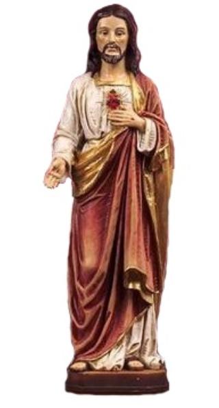 Srdce Pána Ježiša (PB6835) - 30 cm