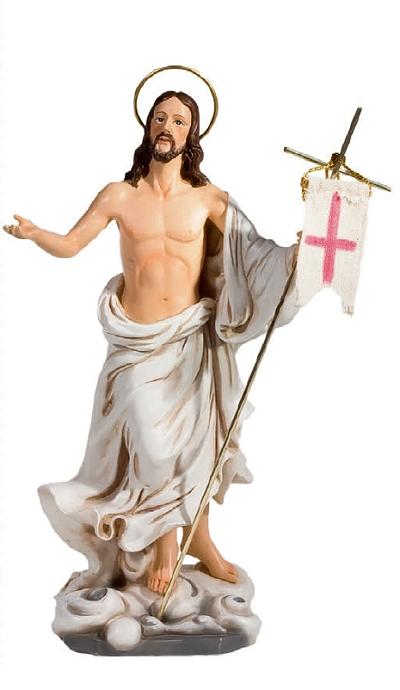 Zmŕtvychvstalý Kristus (4033/G45) - 30 cm