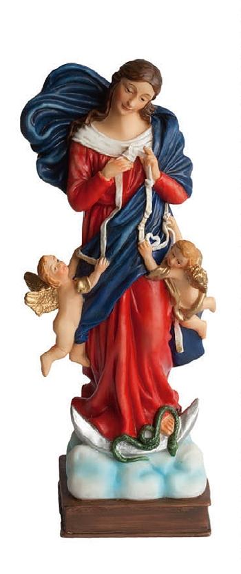 Panna Mária rozväzujúca uzly (4023/M251) - 30 cm