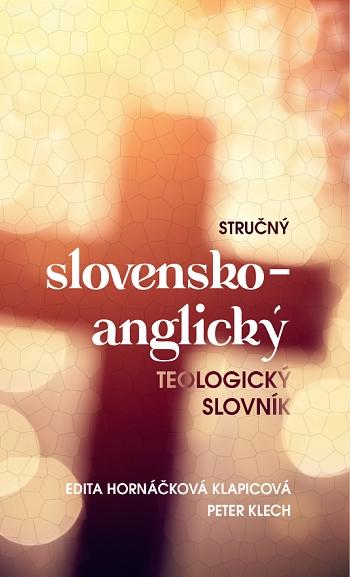 Stručný slovensko-anglický teologický slovník