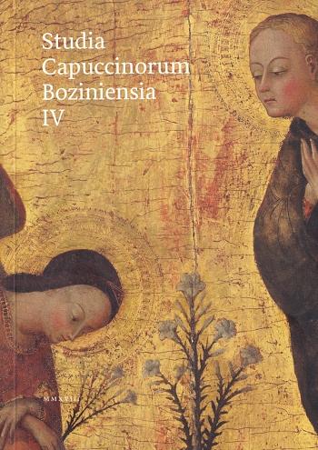 Studia Capuccinorum Boziniensia IV