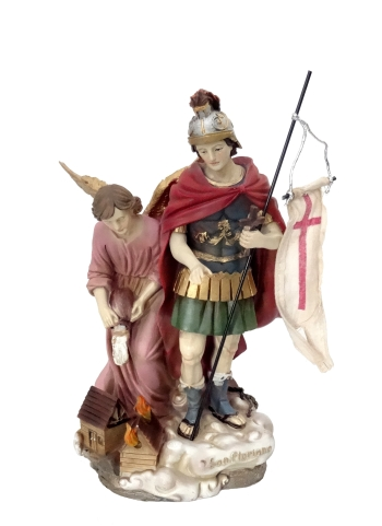 Svätý Florián (8869) - 12 cm