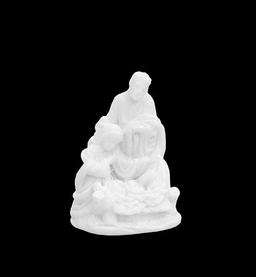 Svätá rodina (232) - alabaster