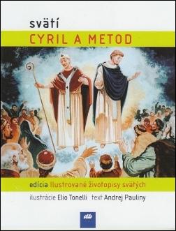 Svätí Cyril a Metod - komiks