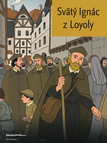 Svätý Ignác z Loyoly - komix / SSV