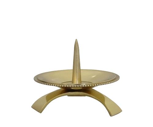 Svietnik kov. (CA1053A) - zlatý