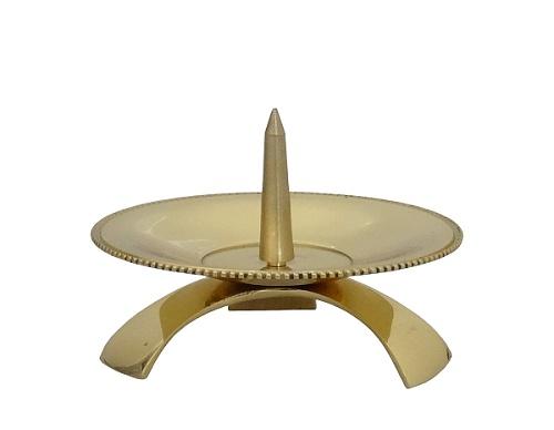 Svietnik kov. (CA1053B) - zlatý
