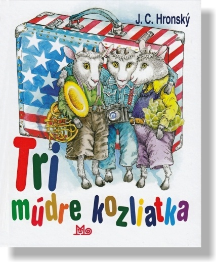 Tri múdre kozliatka (8. vydanie)