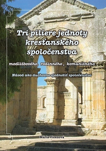 Tri piliere jednoty kresťanského spoločenstva modlitbového, rodinného, komunitného
