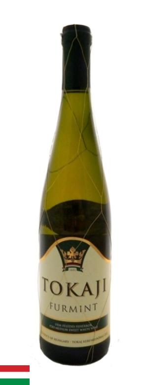 Víno Tokaji Furmint