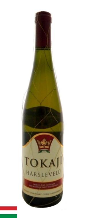 Víno Tokaji Hárslevelú