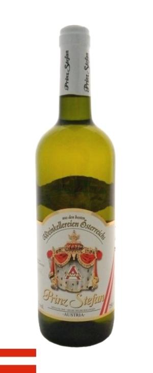 Víno Prinz Stefan - biele polosladké