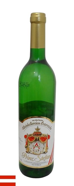 Víno Prinz Stefan - biele sladké