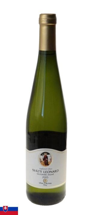 Víno Svätý Leonard (VZ) 2019