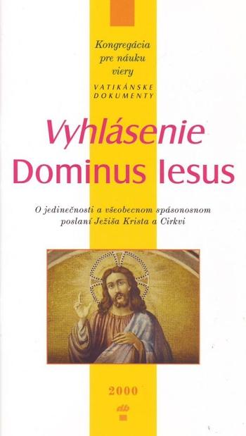 Vyhlásenie Dominus Iesus