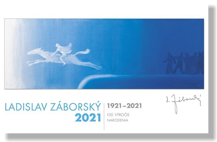 Kalendár 2021 (nástenný) Ladislav Záborský