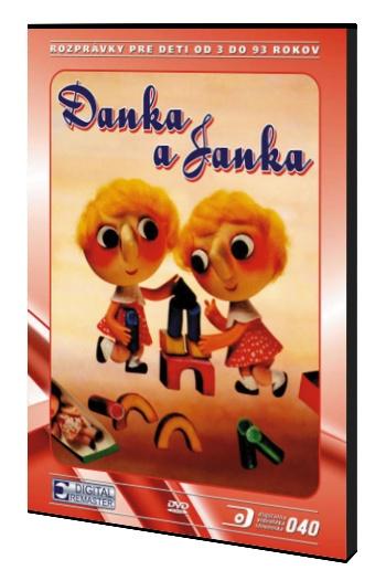 DVD - Danka a Janka