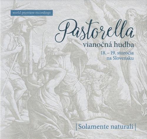 CD - Pastorella - vianočná hudba 18.-19.st. na Slovensku
