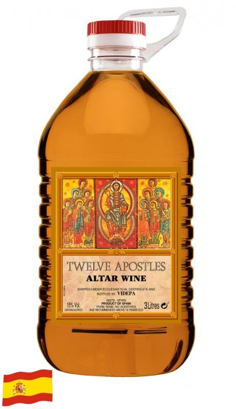 Víno Dvanásť apoštolov (3L)