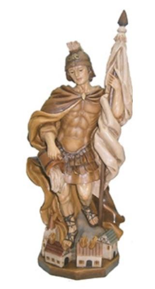 Svätý Florián (H038-50) - 50 cm