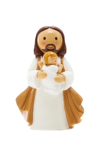 Soška (17521) Pán Ježiš s dieťaťom