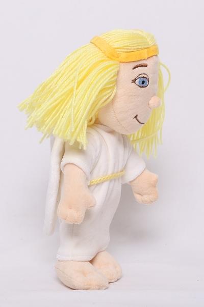 Anjel - plyšová hračka v darčekovom boxe