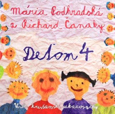 CD - Deťom 4