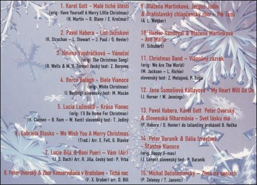 CD - Krásne Vianoce