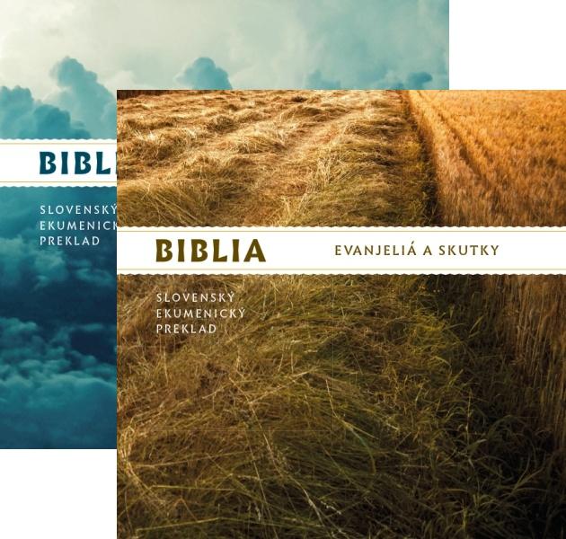 CD-ROM - BIBLIA - Nový zákon (sada)
