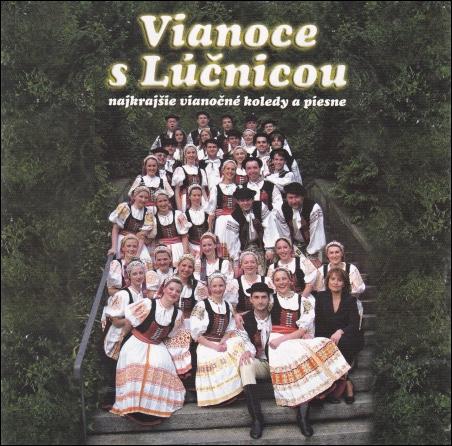 CD - Vianoce s Lúčnicou