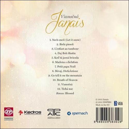 CD - Vianočná Janais