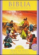 CD - Biblia 10. / Roky na púšti, Vzbura Levitov