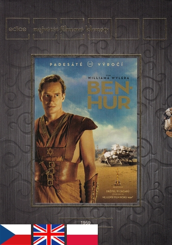 DVD - Ben Hur (1959)