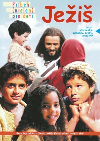 DVD - Ježiš - Príbeh (nielen) pre deti