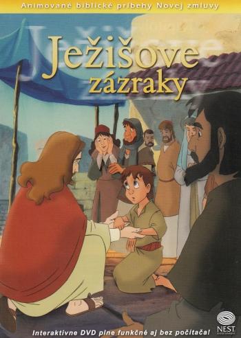 DVD - Ježišove zázraky (NZ8)