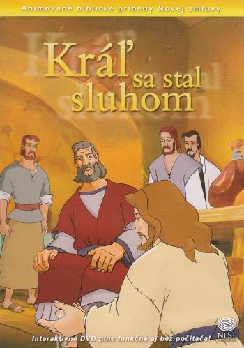 DVD - Kráľ sa stal sluhom (NZ21)