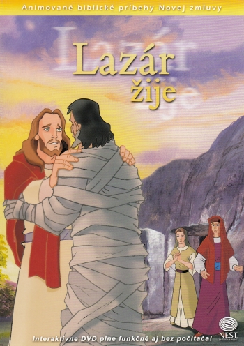 DVD - Lazár žije (NZ15)