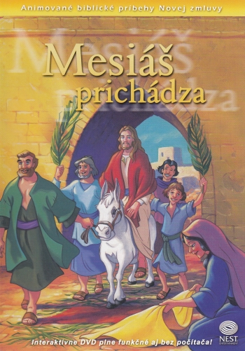 DVD - Mesiáš prichádza (NZ18)