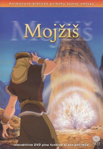 DVD - Mojžiš (SZ4)