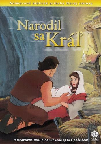 DVD - Narodil sa kráľ (NZ2)