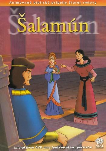 DVD - Šalamún (SZ8)