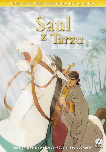 DVD - Saul z Tarzu (NZ23)