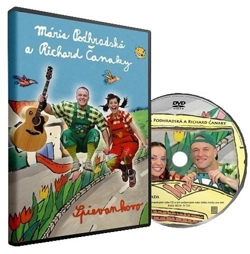 DVD - Spievankovo 1