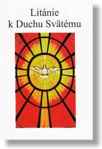 Litánie k Duchu Svätému / JH