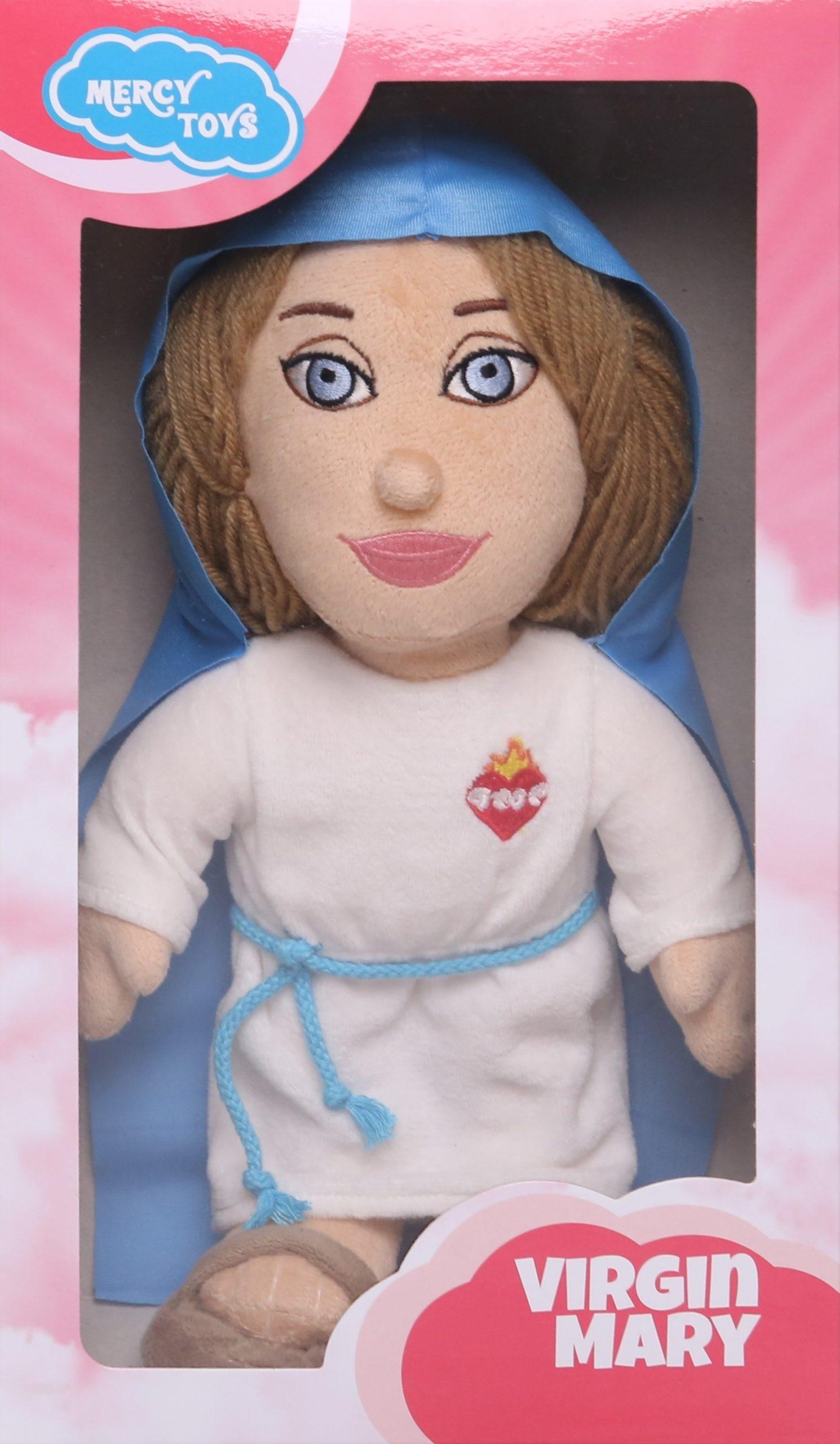Mária - plyšová hračka v darčekovom boxe