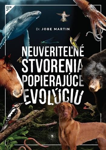 2 DVD - Neuveriteľné stvorenia popierajúce evolúciu